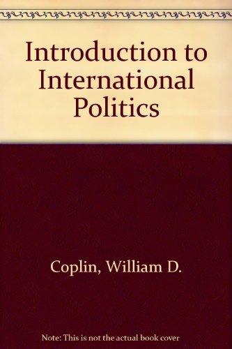 9780528659232: Introduction to International Politics