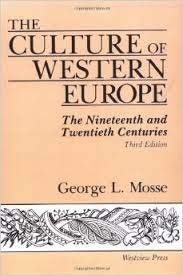 CULTURE OF WESTERN EUROPE: THE NINETEENTH AND TWENTIETH CENTURIES (RAND MCNALLY HISTORY SERIES)