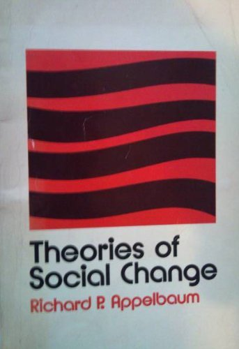 9780528680236: Theories of social Change