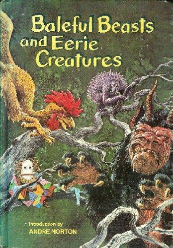 9780528802119: Baleful Beasts and Eerie Creatures