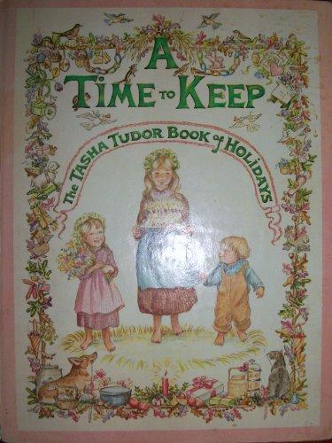 9780528802133: A Time to Keep: The Tasha Tudor Book of Holidays