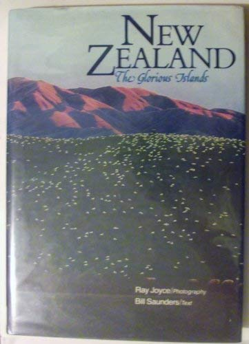 9780528810343: New Zealand the Glorious Islands