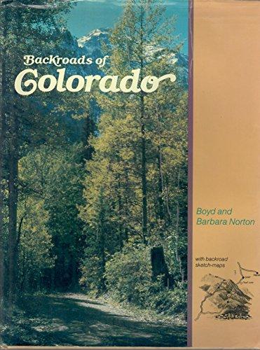 9780528810466: Backroads of Colorado
