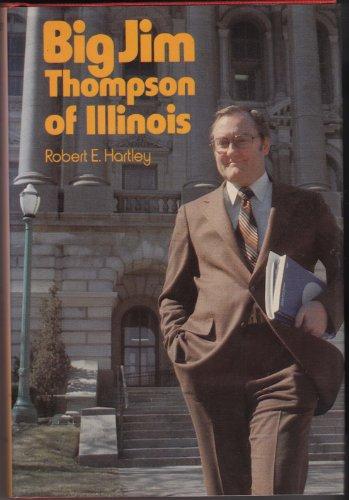 9780528818240: Big Jim Thompson of Illinois