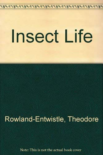 9780528818509: The World You Never See: Insect Life