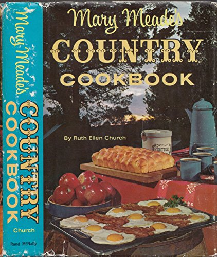 9780528818639: Mary Meade's Country Cookbook