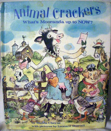 Animal Crackers: What's Mooranda Up to Now?: Cheyne, Wanda