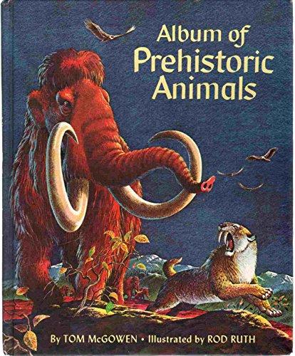 9780528820328: Album of Prehistoric Animals