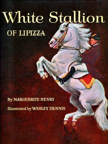 9780528820410: White Stallion of Lipizza