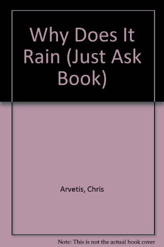 9780528820731: Why Does It Rain (Just Ask Book)