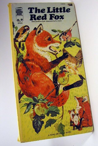9780528822858: The Little Red Fox (Giant Board Book)