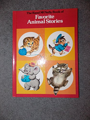 9780528823053: The Rand McNally Book of Favorite Animal Stories
