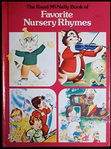 The Rand McNally Book of Favorite Nursery Rhymes: Eliza Lee Follen