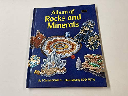 9780528824005: Album of Rocks and Minerals