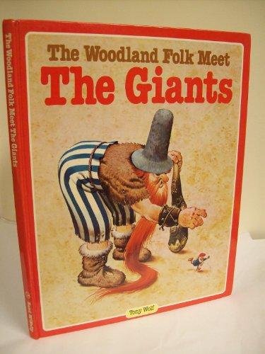 9780528825637: Woodland Folk Meet the Giants