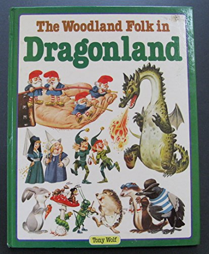 9780528825668: Woodland Folk in Dragon Land
