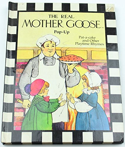 9780528826030: Pat-A-Cake and Other Playtime Rhymes (The Real Mother Goose Pop-Up Books)