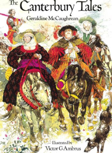 9780528826733: The Canterbury Tales