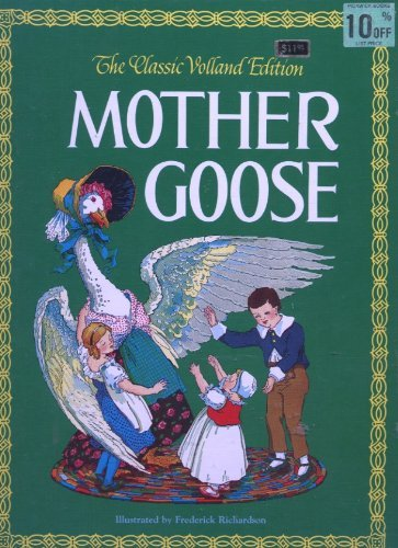 9780528828003: Mother Goose (The Classic Volland Edition)