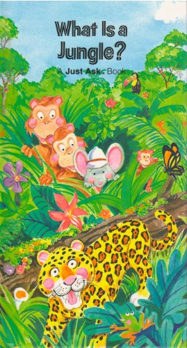 9780528828256: What Is a Jungle? (Just Ask Series)