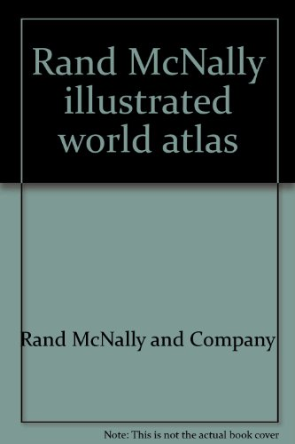 9780528830099: Rand McNally illustrated world atlas