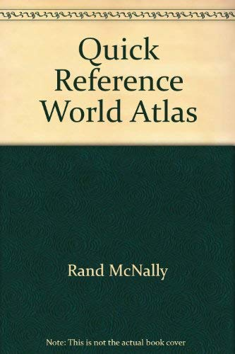 9780528830303: Quick Reference World Atlas
