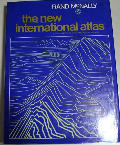New International Atlas (English, French, German, Portuguese: Rand McNally