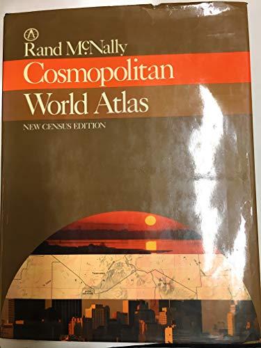 9780528831188: Rand McNally cosmopolitan world atlas