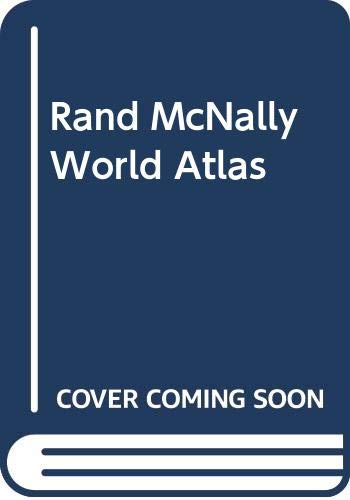 9780528831454: Rand McNally world atlas