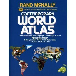 9780528831461: Rand McNally World Atlas