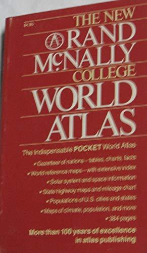 The New Rand McNally College World Atlas: Rand McNally Staff