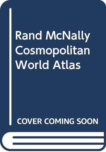 9780528831492: Rand McNally cosmopolitan world atlas