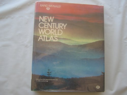 9780528832130: New Century World Atlas