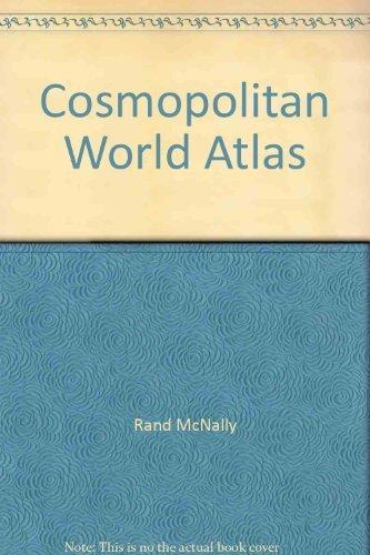 9780528832840: Cosmopolitan World Atlas