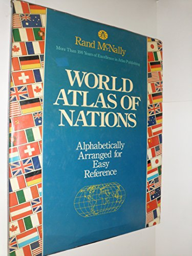 World atlas of nations: [Rand McNally editorial: RandMcNally