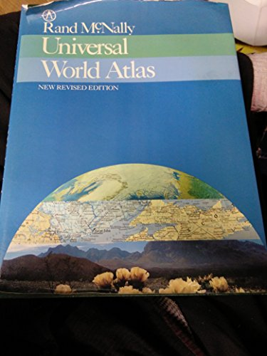 9780528833274: Rand McNally world atlas