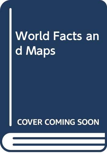 9780528833366: World Facts and Maps