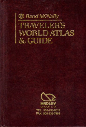Traveler's World Atlas and Guide [Feb 01,: Rand McNally and