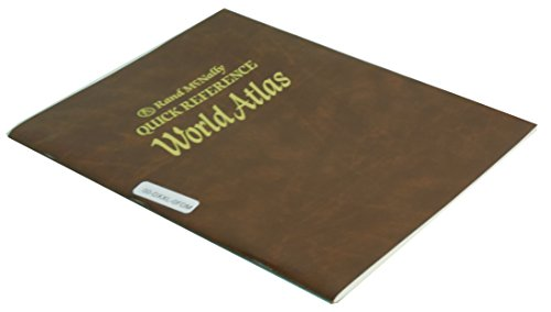 9780528833656: Quick Reference World Atlas