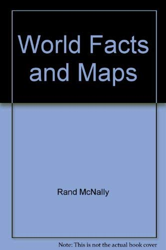 9780528833694: World Facts and Maps