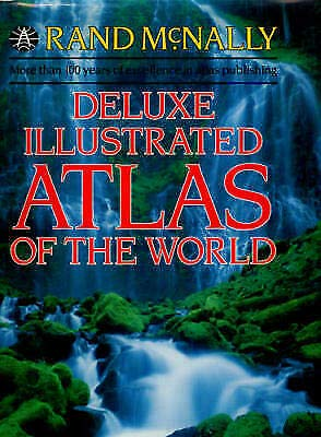 9780528833793: Deluxe Illustrated World Atlas