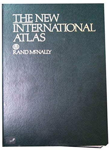The new international atlas =: Der neue: Rand McNally and