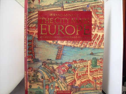 9780528835247: The City Maps of Europe: 16th Century Town Plans from Braun & Hogenberg