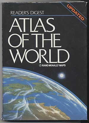 9780528835391: Reader's Digest Atlas of the World