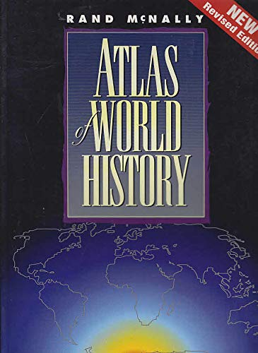 9780528835667: Rand McNally Atlas of World History