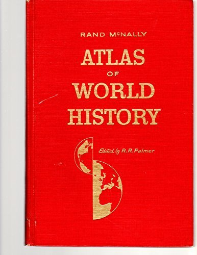 9780528835674: Rand McNally Atlas of World History