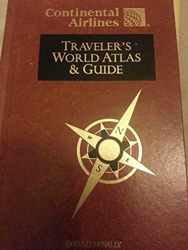 9780528836251: Traveler's World Atlas & Guide