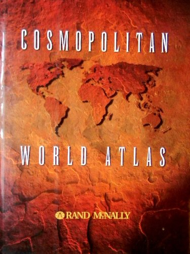 9780528836749: Cosmopolitan World Atlas: America's Most Popular Atlas