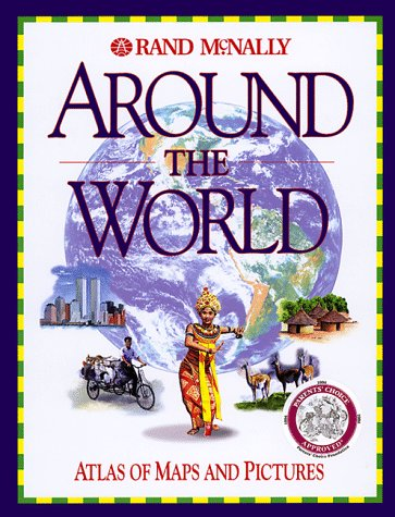 9780528836916: Around the World: An Atlas of Maps and Pictures
