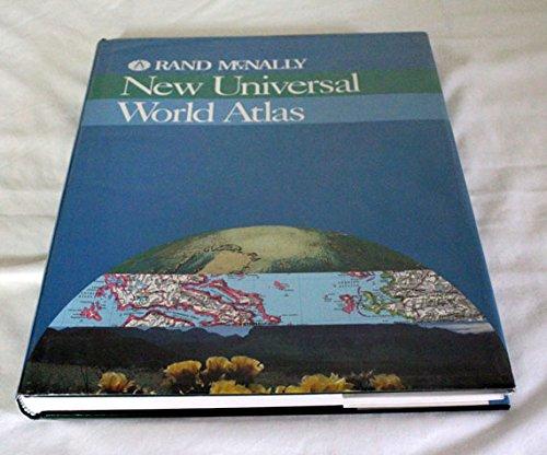 9780528837173: Rand McNally New Universal World Atlas